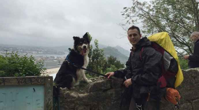 Cammino di Santiago: Nicola e Alex pronti per partire